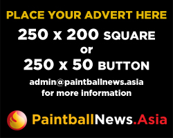 Paintball News Asia 250x200 Advertising Banner